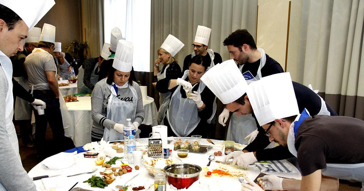 challenge culinaire seminaire bordeaux