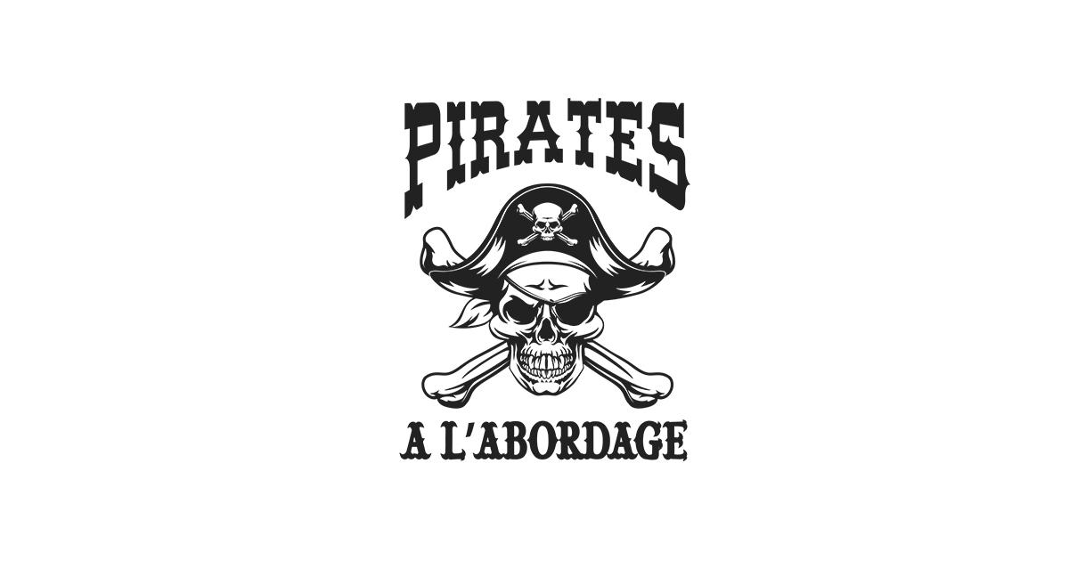 pirates à l'abordage