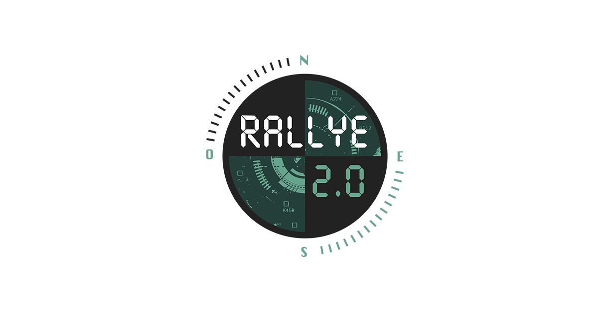 logo animations balmaga rallye 2.0