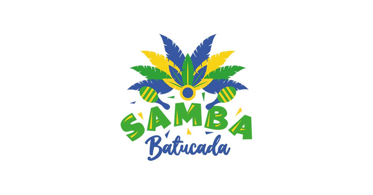 Samba batucada animation