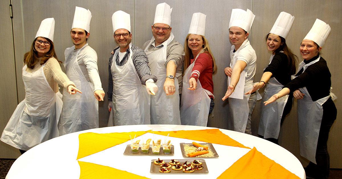challenge culinaire activite seminaire nantes cooking